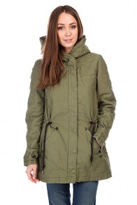 Куртка парка женская Roxy Ferley J Military Olive