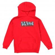 Толстовка кенгуру детская Blind Graffiti Og Logo Red