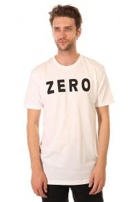 Футболка Zero Army Premium White/Black