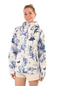 Куртка женская Penfield Gibson Botanical Jacket Blue