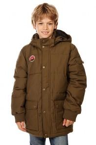 Куртка детская DC Arctic 2 Military Olive