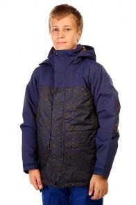 Куртка детская Burton Twc Headliner Deepsea/Hickory
