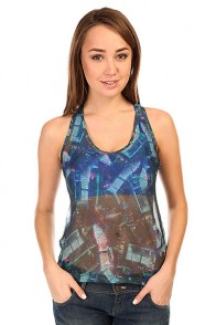 Майка женская CajuBrasil New Voil Bus T-Shirt Multi