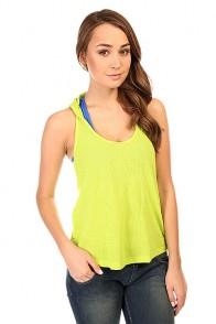 Майка женская CajuBrasil Sprinter T-Shirt Green