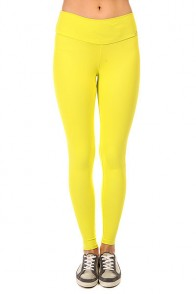 Леггинсы женские CajuBrasil New Zealand Legging Yellow