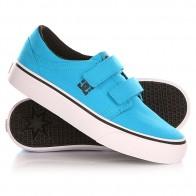 Кеды кроссовки низкие детские DC Trase V Bright Blue