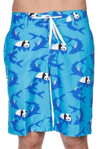 Шорты пляжные Enjoi Water Board Blue