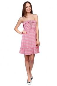 Платье женское Rip Curl Ria Pink Fluo
