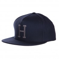 Бейсболка Huf Classic H Snapback Navy
