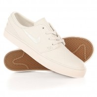 Кеды кроссовки низкие Nike Zoom Stefan Janoski Elt Fbxfc Ivory/Light Brown