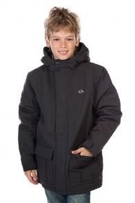 Куртка детская Quiksilver New menu see youth Tarmac