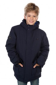 Куртка Quiksilver New menu see youth Navy Blazer