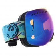 Маска для сноуборда Dragon Apxs Scope/Blue Steel + Yellow Blue Ion