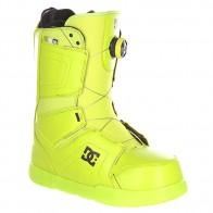 Ботинки для сноуборда DC Scout Boax Lime