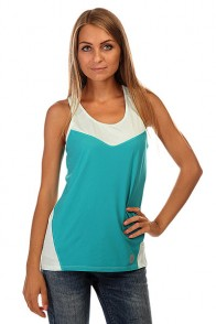 Майка женская Roxy Top Tier Tank J Kttp Dark Jade