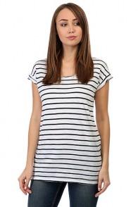 Футболка женская Billabong Essential Stripe