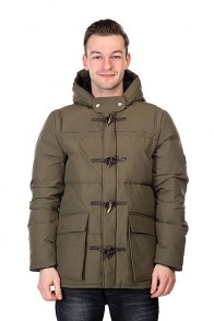 Пуховик Penfield Landis Down Insulated Duffle Jacket Lichen