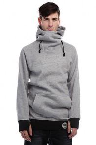 Толстовка сноубордическая Shweyka Street Light Grey