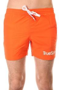 Шорты пляжные TrueSpin Swimming Shorts Splash One Orange