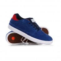Кеды кроссовки низкие Globe The Delta Blue/Red