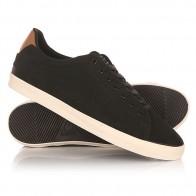 Кеды кроссовки низкие Le Coq Sportif Clubset Suede Black