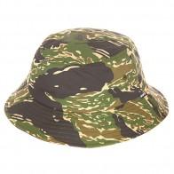 Панама Undefeated Regiment Bucket Hat Tiger Camo