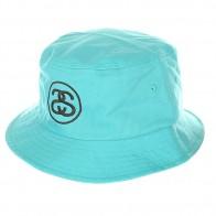 Панама Stussy link Bucket Hat Teal