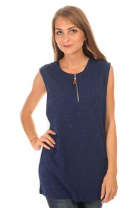 Топ женский Picture Organic Joplin Top Shirt Dark Blue