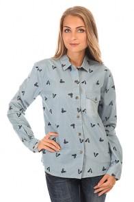 Рубашка женская Picture Organic Chicken Denim