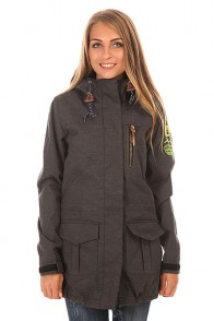 Куртка женская Picture Organic Nordic Black