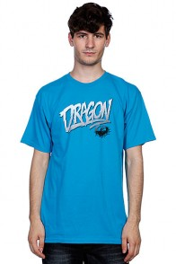 Футболка Dragon Claim It Tee F10 Turquoise