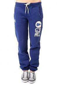 Штаны прямые женские Picture Organic Cocoon 2 Pants Dark Blue