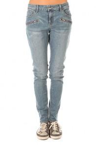 Штаны узкие женские Roxy For Cassidy Vin J Pant Vintage Blue