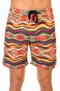Шорты пляжные Insight Stripe Hot