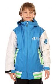 Куртка утепленная детская Picture Organic Park Avenue Blue