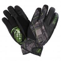 Перчатки сноубордические Grenade Fragment Green