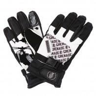 Перчатки сноубордические Grenade Huey White