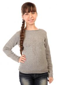 Толстовка классическая детская Roxy Love Swtr Heritage Heather