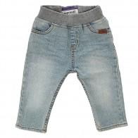Штаны прямые детские Quiksilver Thick Wood Baby I Pant Blue Salted