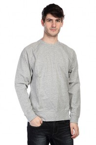 Толстовка Burton Canopy Crew Heather Grey