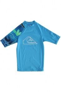Гидрофутболка детская Quiksilver Good Day Blue