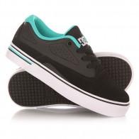 Кеды кроссовки низкие детские DC Sultan B Shoe Bkb Black/Blue
