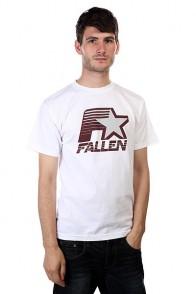 Футболка Fallen Brewer White