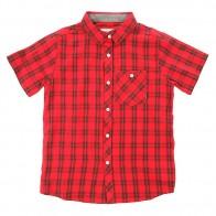 Рубашка в клетку детская Billabong All Day Check Red