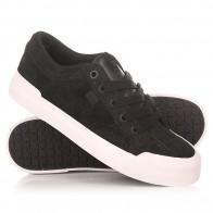 Кеды кроссовки низкие женские DC Danni Xe Black Smooth, 1155684,  DC Shoes, цвет серый