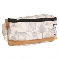 Сумка поясная The Pack Society Bum Bag Fossile Allover