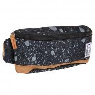 Сумка поясная The Pack Society Bum Bag Black Spatters Allover
