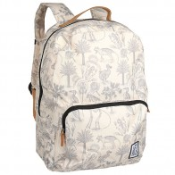 Рюкзак городской The Pack Society Classic Backpack Fossile Allover