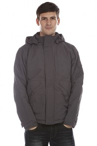 Куртка парка Dickies Reilly Parka Charcoal Grey