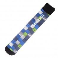 Носки детские Quiksilver Riding Socks Youth Brillant Blue